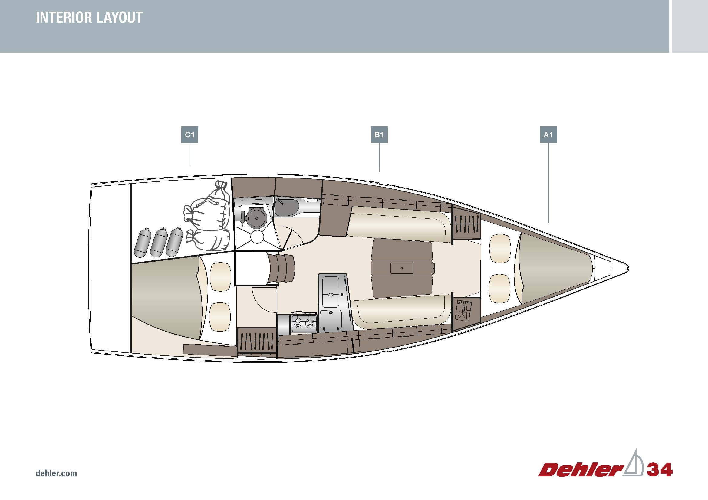 Dehler34__Interior_Layout_Standard